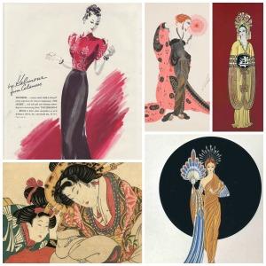 Design Influences Oriental